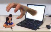 פגיעה מקוונת: גרפיקה מורן אבני 2010